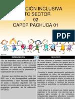 Educación Inclusiva Inducción Servicio Social.