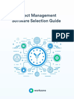 Guide - Project Management Software Buyers Guide - Checklist.pdf