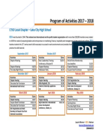 werner - program of activities poa assignment