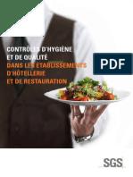 CTS FOOD Hospitality Brochure A4 FR 2011 v3