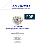 Corso Omega - Le Cellule