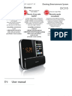 Philips Docking Station Support