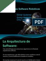 Arquitecturas Software Robóticas