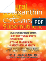 Natural Astaxanthin Hawaii's Supernutrient