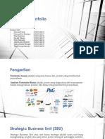 Analisis Portofolio Bisnis