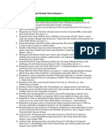 Kumpulan Judul Skripsi Biologi Murni Bagian 1