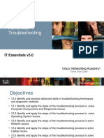 Cisco Advanced troubleshooting