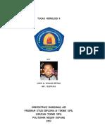 Data Curah Hujan Harian 5 Stasiun (El Tari, Lasiana, Atambua, Ruteng & Todo) Politeknik Negeri Kupang