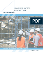 Workplace Health Safety Business Productivity Sustainability