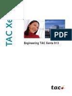 Engineering TAC Xenta 913