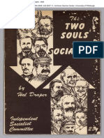 Hal Draper - The Two Souls of Socialism