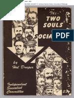 Hal Draper - The Two Souls of Socialism