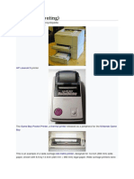 Definisi Printer