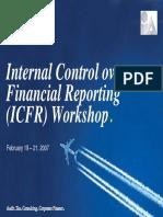 ICFR Day 1