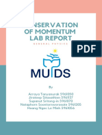 conservation of momentum lab report-2