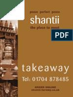 Shantii Takeaway Dec14