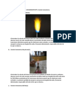 quimica experimento 5