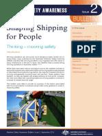 AMSA - BULLETIN Thinking – Mooring Safety
