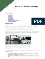 Flood Resistance of the Building Envelope