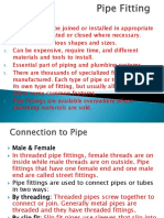 Pipe Fiings