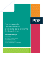Placenta previa BÁSICO