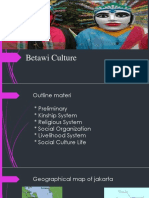 Betawi Culture
