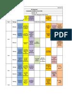 Sem _ IV Exam Schedule New