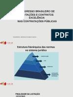 Elo Congresso Brasileiro de Licitações e Contratos Nov 2017 Apostila