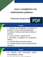 Governança e Compliance nas contratações públicas - ELO - 2017 - versão atualizada