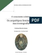 O consciente coletivo, o arquétipo feminino e sua iconografia