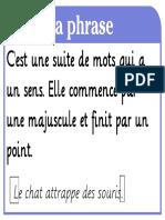 Ce1 Affichage Francais a4