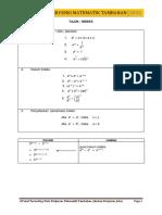 7. Modul 7 - Indeks dan Logaritma 1.docx