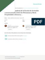 1993-Adaptación Española de La DAS (a&MC)