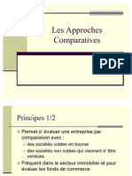 Slides Approches Comparatives