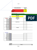 Powerlifting Competition Template