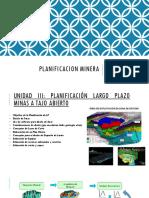 Unidades 3 - Planificacion Minera.pptx