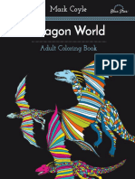 Adult Coloring Book - Dragon World.pdf