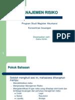 1. Pengertian Risiko & Manajemen Risiko-1