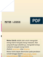 Motor List Rik