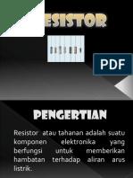 Resistor 001