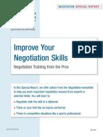 Lectura 4 - Negotiation_Skills