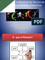 Pp1 Mód 1 Planeamento de Programas e Projetos No Desporto