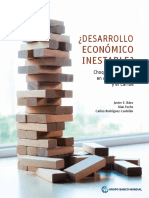 Final Report - Aggregate Shocks and Economic Progress_Spanish(Web)