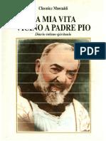 Cleonice Morcaldi La Mia Vita Vicino a Padre Pio