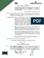 Resol 2016-17 Reglamento Intero Disciplinario