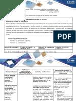 Guía de Actividades y Rúbrica de Evaluación -Paso 3 - Analizar Información a Través de Las Medidas Univariantes..Docx