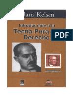 Kelsen, Hans - Introduccion a La Teoria Pura Del Derecho