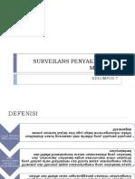 SURVEILANS PTM