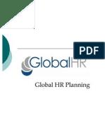 Global Hr Planning