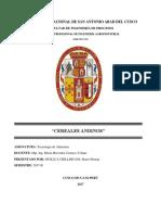 Tec. de Alimentos - Mario Hernan - 151340